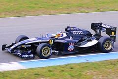 Superleague Formula TT Circuit Assen, Drenthe, Holland, the Netherlands Royalty Free Stock Photo