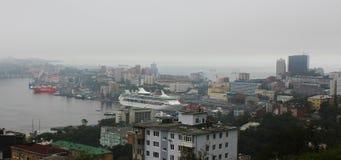 Superliner Legend of the Seas, summit APEC Royalty Free Stock Photos