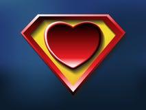 Superlove 免版税库存图片