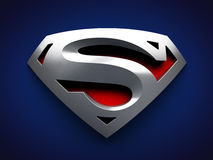 Superman Image stock