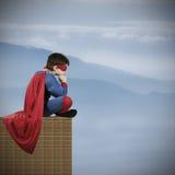 Superman Royalty Free Stock Image