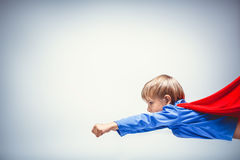 superman Fotografia de Stock Royalty Free