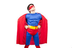 Superman Royalty Free Stock Photography