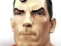 Superman del supereroe del personaggio immaginario, raggiro comico 2014 della Tailandia Immagini Stock Libere da Diritti