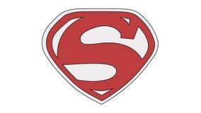 Superman-Oui, Tyrone il y a Santa Claus -2006 photos libres de droits