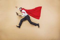 Supermanager Lizenzfreie Stockbilder