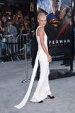Supermann, Kate Bosworth lizenzfreie stockfotos