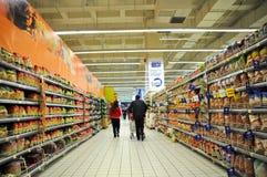 Supermarch Photos libres de droits