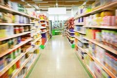 Supermarché Photos stock