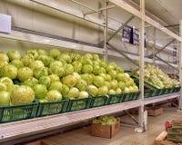 Supermarché d'épicerie Image libre de droits