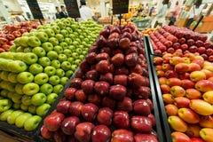Supermarché Waitrose de Dubaï le 8 août je Image stock