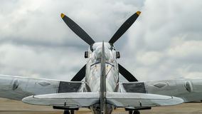 Supermarine烈性人Mk。XVI 免版税库存图片