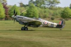 Supermarine cholernika rocznika wojny światowej Dwa Brytyjski wojownika aircr fotografia royalty free