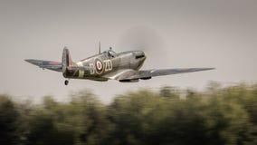 Supermarine cholernika rocznika wojny światowej Dwa Brytyjski wojownika aircr obrazy royalty free