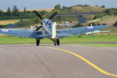 Supermarine Seafire aircraft Stock Photography