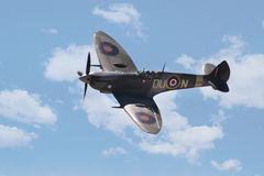 Supermarine Spitfire aircraf Stock Photography