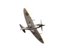 Supermarine Spitfire isolated on white background Stock Image