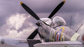 Supermarine Spitfire MK. XVI Στοκ Εικόνα