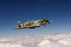 Supermarine Spitfire Royalty Free Stock Photo