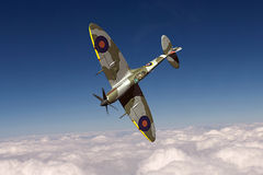 Supermarine Spitfire Stock Photo