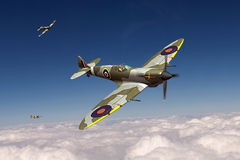 Supermarine Spitfire Royalty Free Stock Images
