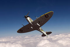 Supermarine Spitfire Royalty Free Stock Photography