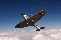 Supermarine Spitfire Royalty Free Stock Photography