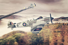 Supermarine Spitfire Stock Photos