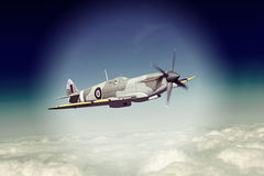 Supermarine Spitfire Stock Images