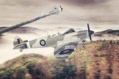Supermarine Spitfire Royalty Free Stock Image