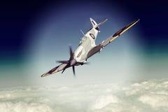 Supermarine Spitfire Stock Images