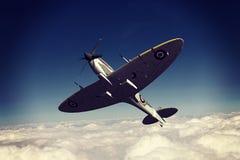 Supermarine Spitfire Royalty Free Stock Photo