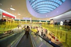 supermarketów troyka ashan wielcy ludzie Obrazy Stock