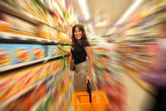 Supermarket Stock Photography