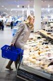 supermarket Royaltyfria Bilder