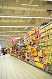 Supermarket Stock Photos