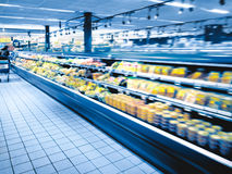 Supermarket. Stock Image