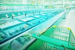 Supermarket Royaltyfria Foton