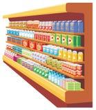 Supermarket. ilustracja wektor