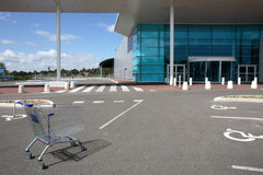 Supermarket Obrazy Royalty Free