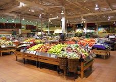 supermarket Royaltyfri Fotografi