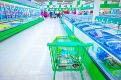 supermarket Fotografia de Stock Royalty Free