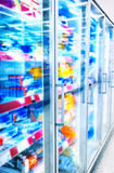 supermarket Royaltyfri Bild