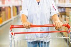supermarket Imagem de Stock Royalty Free