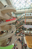 Supermarket in China Royalty Free Stock Photos