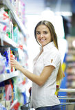 Supermarket: Choice Stock Photography