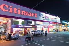 Supermarket Citimart, in Saigon Royalty Free Stock Photos