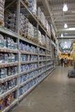 Supermarket DIY Royalty Free Stock Photo