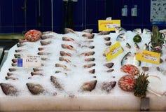 Supermarket in Egypt Royalty Free Stock Photos