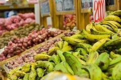 Supermarket food Stock Photography